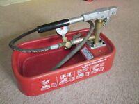 rothenberger test pump