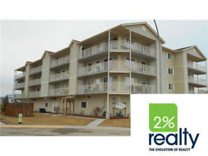 Retirement 2 Bedroom Condo Heated Parking Garage-Listed By 2%