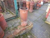 RECLAIMED CHIMNEY POT LOTS MORE AVAILABLE
