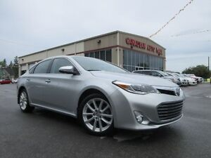 2014 Toyota Avalon LIMITED, LEATHER, ROOF, NAV, 49K!