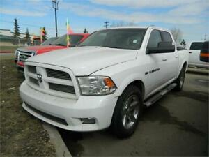 2012 Dodge Ram 1500 EVERY OPTION LEATHER/MOONROOF ALPINE SYSTEM