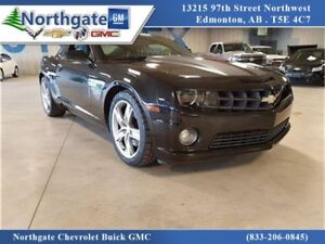 2012 Chevrolet Camaro 2SS, Leather, Bluetooth, Back Up Camera, U