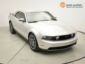 2010 Ford Mustang GT 2dr Convertible