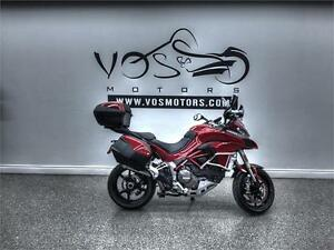 2016 Ducati Multistrada 1200-Stock#V2700NP-No Payments For 1 Yr*