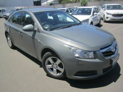 2010 Holden Cruze JG CD Grey 6 Speed Sports Automatic Sedan St Marys Mitcham Area Preview