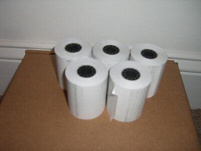 Nurit 8000 2 14 X 50 Thermal Paper Rolls 50
