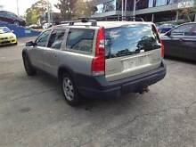 Volvo XC70 volvo wrecking complete car for parts VOLVO XC70 CAR P Northmead Parramatta Area Preview