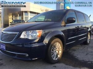 2016 Chrysler Town & Country LEATHER HEATED SEATS - $173.57 B/W