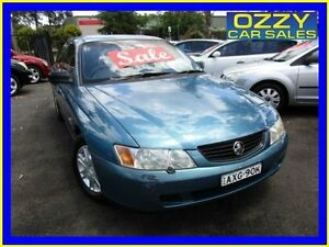 2004 Holden Commodore VY II Executive Blue 4 Speed Automatic Sedan Minto Campbelltown Area Preview