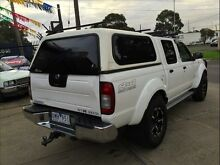2006 Nissan Navara D22 ST-R (4x4) 5 Speed Manual Brooklyn Brimbank Area Preview