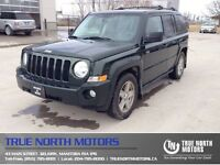 2010 Jeep Patriot Sport 4x4 Auto Aluminum Rims