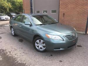 TOYOTA CAMRY 2007/AUTO/AC/CRUISE CONTROL/4 CYL/AUX/MP3/TRES PROP