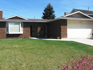 Lovely Bungalow in Camrose