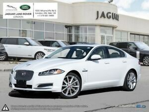 2015 Jaguar XF | One Owner | 23,000km | CPO Warranty Included |
