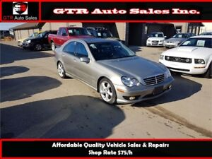 2006 Mercedes-Benz C-Class 3.5L Sport*FULLY LOADED*DRIVES GREAT*