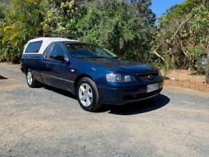 Falcon BA 3 seater Ute, With 6 months Rego & RWC Morayfield Caboolture Area Preview