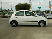 2007 Nissan Micra K12 White 4 Speed Automatic Hatchback Bayswater North Maroondah Area Preview