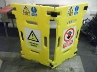 Addgards Lift Gard 2-Panel Barrier