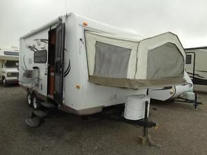 2010 Rockwood Roo 21SS with side slideout