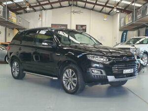 2015 Ford Territory SZ MK2 Titanium (RWD) Black 6 Speed Automatic Wagon Seven Hills Blacktown Area Preview