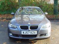 BMW 3 SERIES 2.0 320I SE 2d (grey) 2007