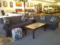 BRAND NEW CANADIAN MADE SOFA AND LOVESEAT FOR ONLY $ 649.99