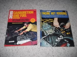 Petersen's Basic Books on Carbuertion and Hot Rodding