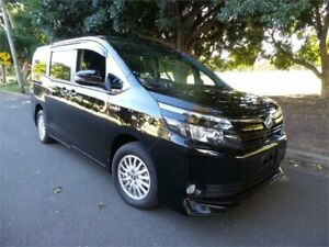 2014 Toyota Voxy Black Automatic West Ryde Ryde Area Preview