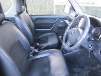 Suzuki Jimny 1.3 JLX VVT 3DR 4x4 (black) 2007