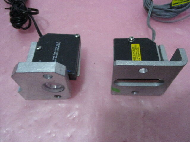 Keyence LV-H300T and LV-H300 R Transmitter and Receiver, 423256