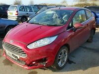 FORD FIESTA MK8 BREAKING ALL PARTS AVAILABLE RING FOR MORE DETAILS