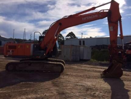 Excavator Hitachi 21 tonne ZX 210H-3