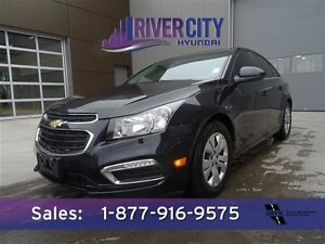 2015 Chevrolet Cruze LT TURBO BLUETOOTH $104b/w