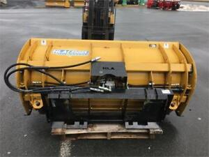 HLA 3500 SERIES EXPANDABLE SNOW PUSHER