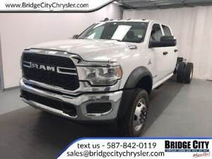 2019 Ram 5500 Chassis Tradesman- Bluetooth- Tow Package- Cummins