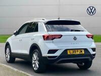 2019 Volkswagen T-Roc 1.5 Tsi Evo Sel 5Dr Dsg Auto Hatchback Petrol Automatic