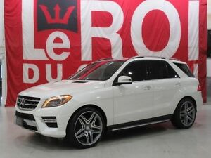 Mercedes-Benz Classe-M ML350 BLUETEC AMG TV/DVD  2014