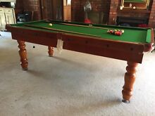 Roll-tru Billiard/Pool table Ocean Grove Outer Geelong Preview