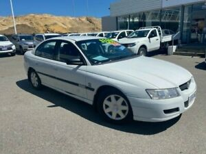 2005 Holden Commodore VZ Executive White 4 Speed Automatic Sedan Osborne Park Stirling Area Preview