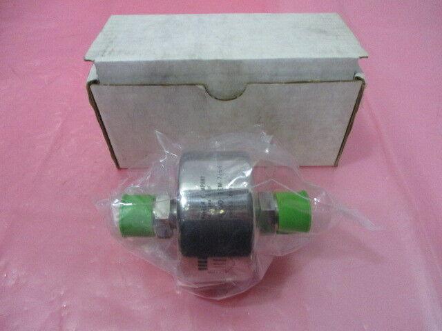 "TEM TEM-715-6 Gas Filter, 1/2"" VCR Connector, 419813"