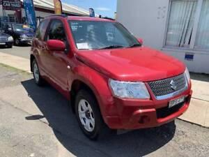 2010 Suzuki Grand Vitara 4X4 JT MY08 AUTOMATIC 2.4L 2D WAGON SUV