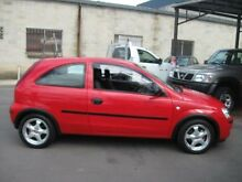 2005 Holden Barina XC MY05 SXI Red 5 Speed Manual Hatchback Cambridge Park Penrith Area Preview