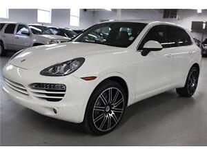2011 Porsche Cayenne S V8 21 INCH TURBO/GTS WHEELS/PANORAMIC ROO
