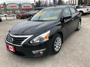 2013 Nissan Altima 2.5 SEDAN AUTO. BLUETOOTH AUX...ONLY $7800.