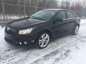 CHEVROLET CRUZE RS 2LT TURBO