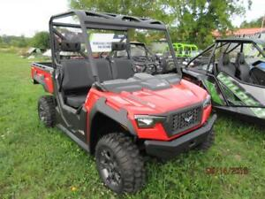 ALL NEW 2019 TEXTRON/ARCTIC CAT PROWLER PRO IS HERE!