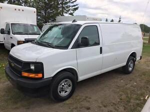 2017 Chevrolet Express Cargo Van 2500 ONLY 12,000k