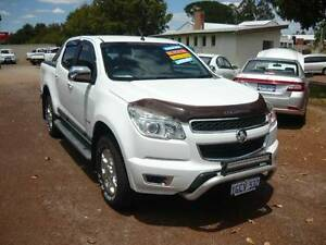 2012 Holden Colorado Ute Collie Collie Area Preview