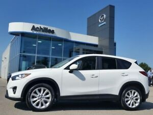 2013 Mazda CX-5 GT-AWD, Moonroof, Leather