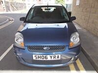 FORD FIESTA 1.4 FREEDOM 3 DOOR HATCHBACK 06 REG,, CHEAP TO RUN AND INSURE,, MOT 11TH NOVEMBER 2018